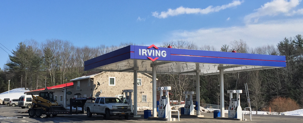 The Big Deal in Spofford, NH has a huge selection of beer, wine and cigarette brands, as well as the lowest gas prices in the area.
